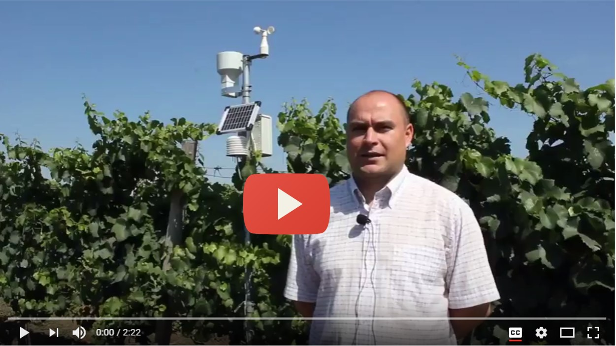 agri weather station Meteobot Pro testimonials