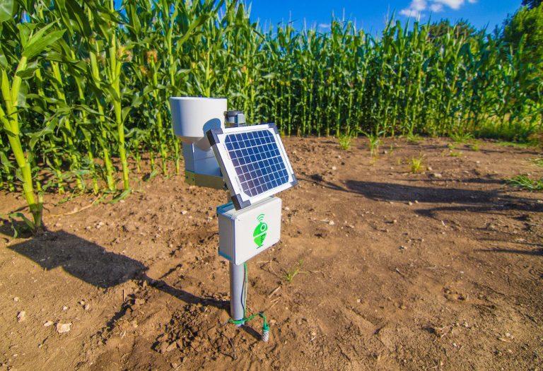 Meteobot Mini дава информация за най-важния елемент – водата.