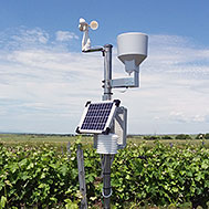 agri weather station Meteobot Pro