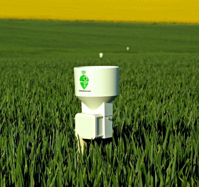 Meteobot® Micro compact weather station